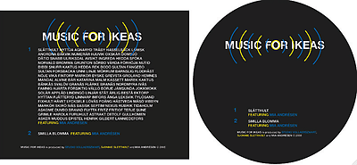 MUSIC FOR IKEAS - Studio VOLLAERSZWART